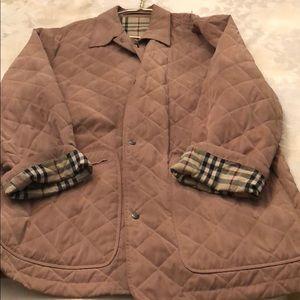 BURBERRY Men's XL Jacket